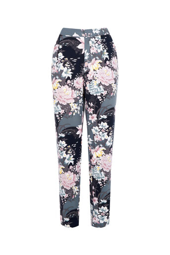 Oasis, LOTUS SOFT TROUSER Multi 0