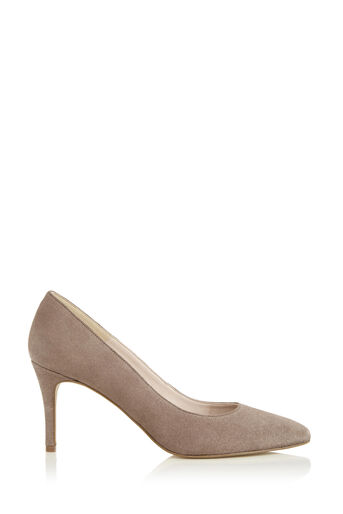 Oasis, SIERRA SUEDE COURTS Mid Neutral 0