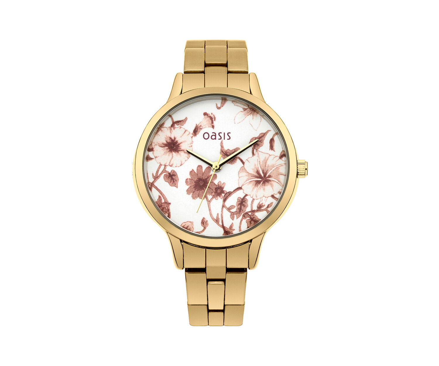 Oasis, Gold Bracelet Watch Gold 0