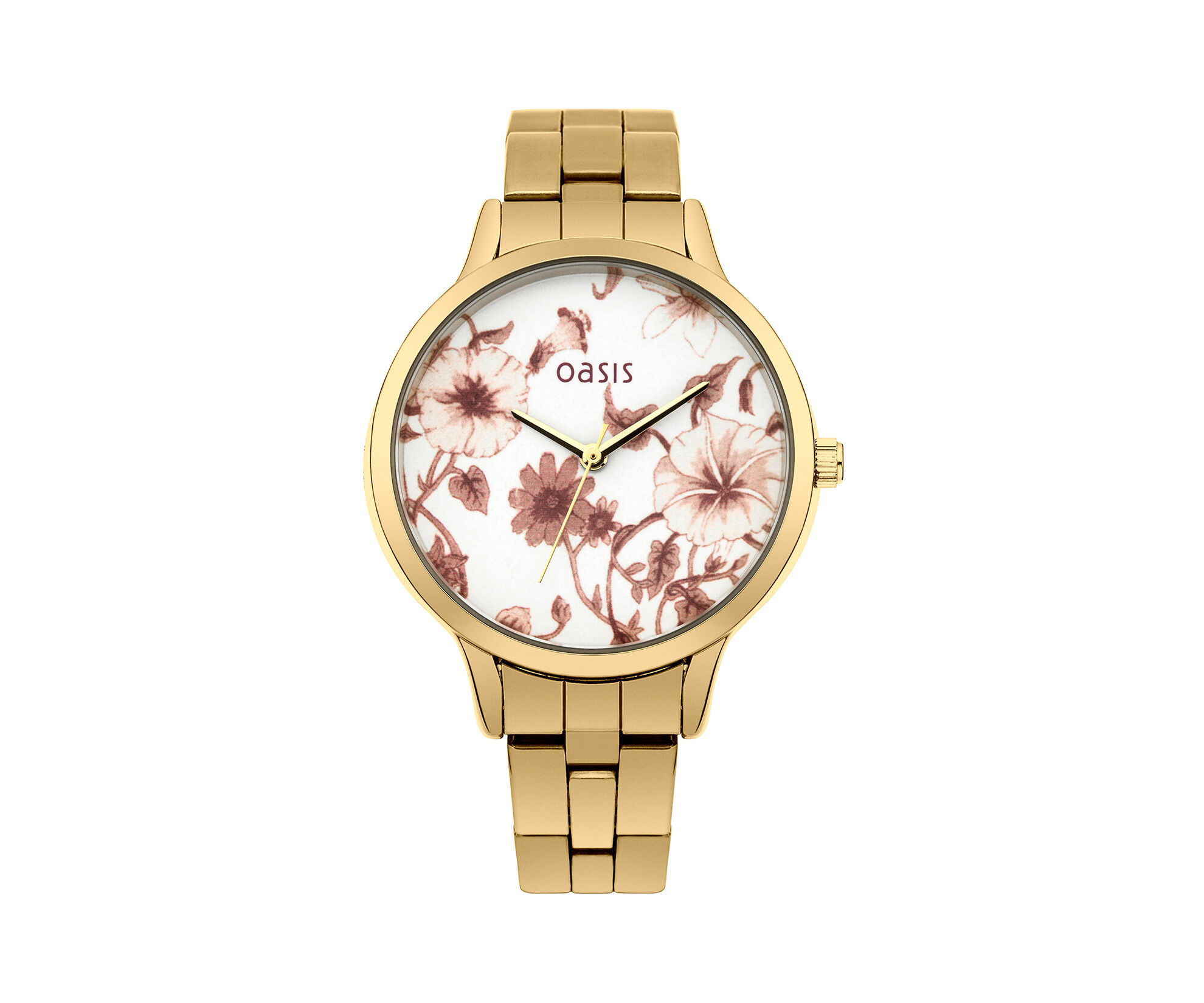 Oasis, Gold Bracelet Watch Gold 0