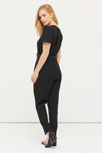 Oasis, Petite combi-pantalon Jessie Noir 3