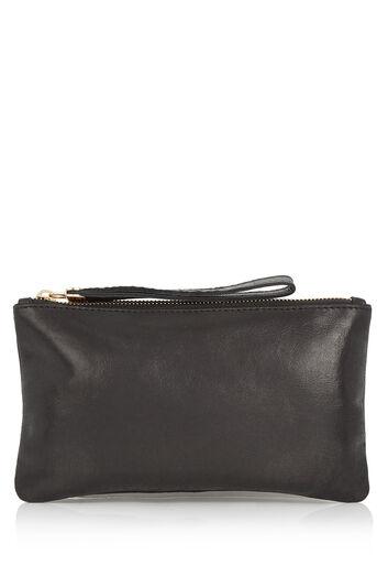 Oasis, Leather Layla Purse Black 0