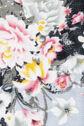 Oasis, Foulard fleur de lotus Multicolore 2