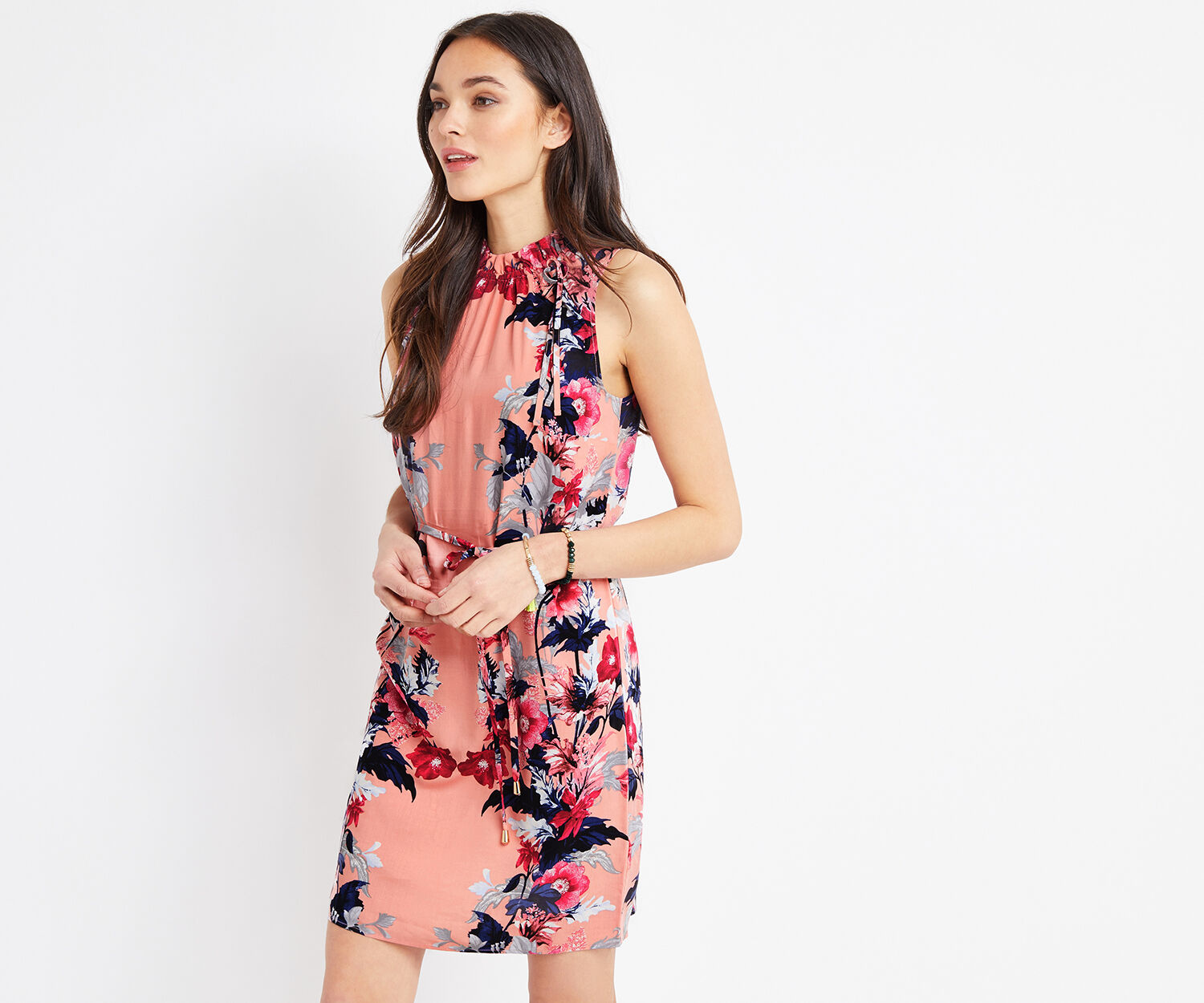Oasis, LEAF & ROSE DRESS Multi 1