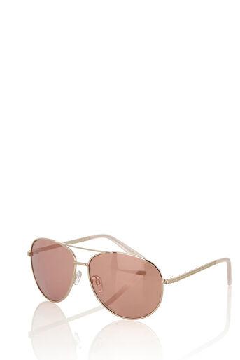 Oasis, AIMEE SUNGLASSES Mid Pink 0