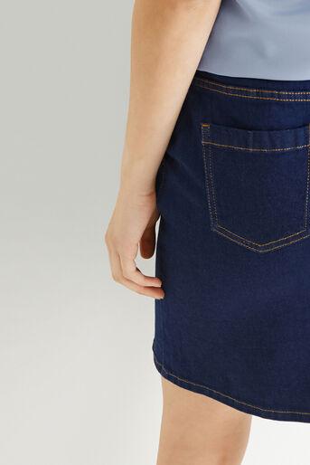 Oasis, The Florence Skirt Denim 4