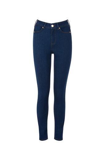 Oasis, Stiletto Skinny Jeans Dark Wash 0