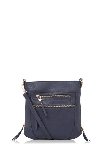 Oasis, ALICE ZIP BAG Navy 0