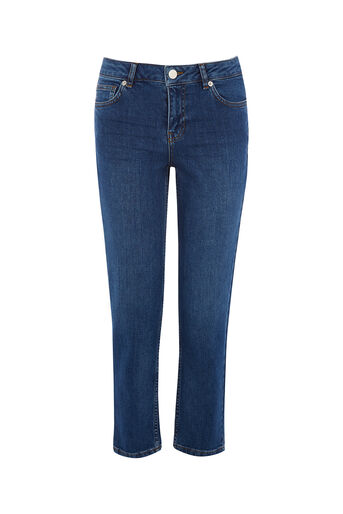 Oasis, LUCIE STRAIGHT LEG Denim 0