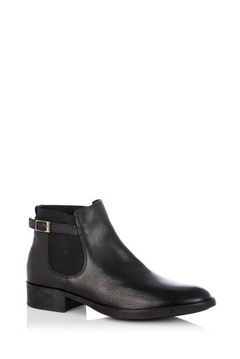 Oasis, AMBER CHELSEA BOOT Black 0