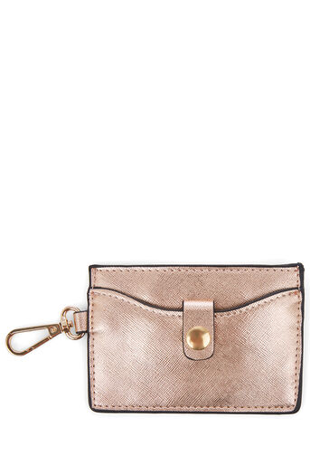 Oasis, CARD HOLDER Rose Gold 0