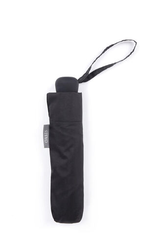 Oasis, PLAIN UMBRELLA Black 0