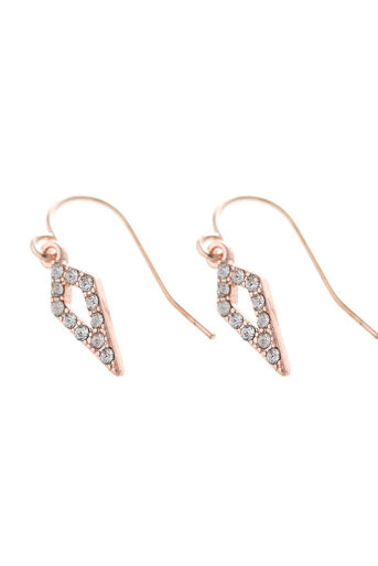 Oasis, MICRO DROP EARRINGS Gold 0
