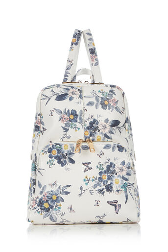 Oasis, LIZZIE BACKPACK Multi White 0