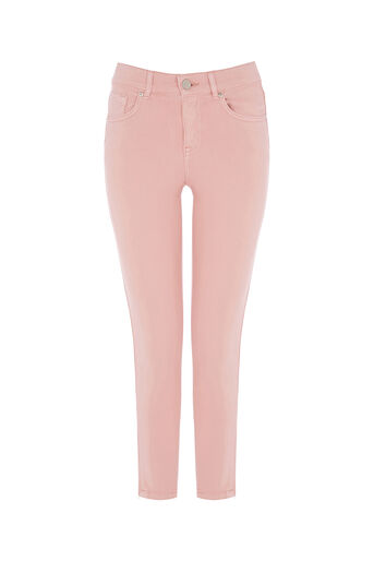 Oasis, DUSTY ROSE COLOURED ISABELLA Pale Pink 0