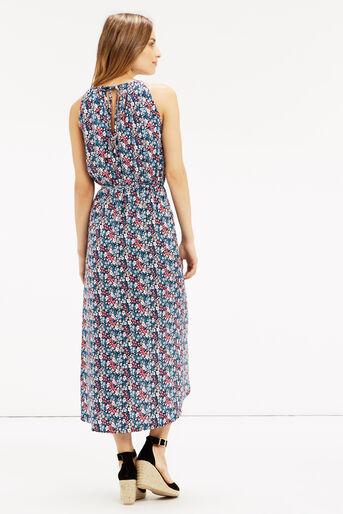 Oasis, Ditsy Midi Dress Multi 3