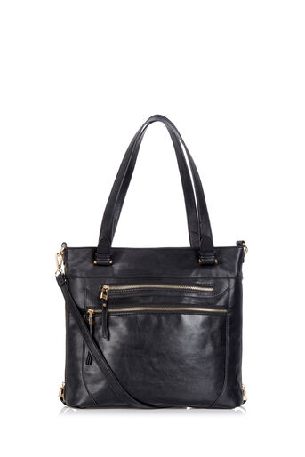 Oasis, ALICE TOTE BAG Black 0