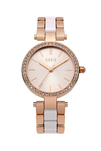 Oasis, Bracelet Watch Natural 0