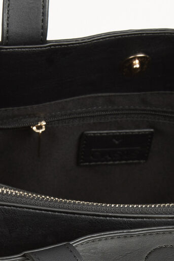 Oasis, Talulah Triple Compartment Bag Black 4
