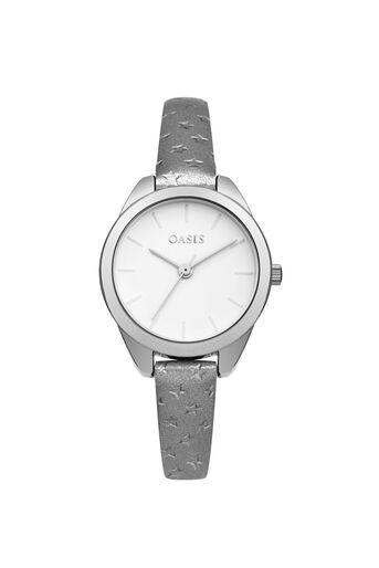 Oasis, MATTE DIAL WATCH Mid Grey 0