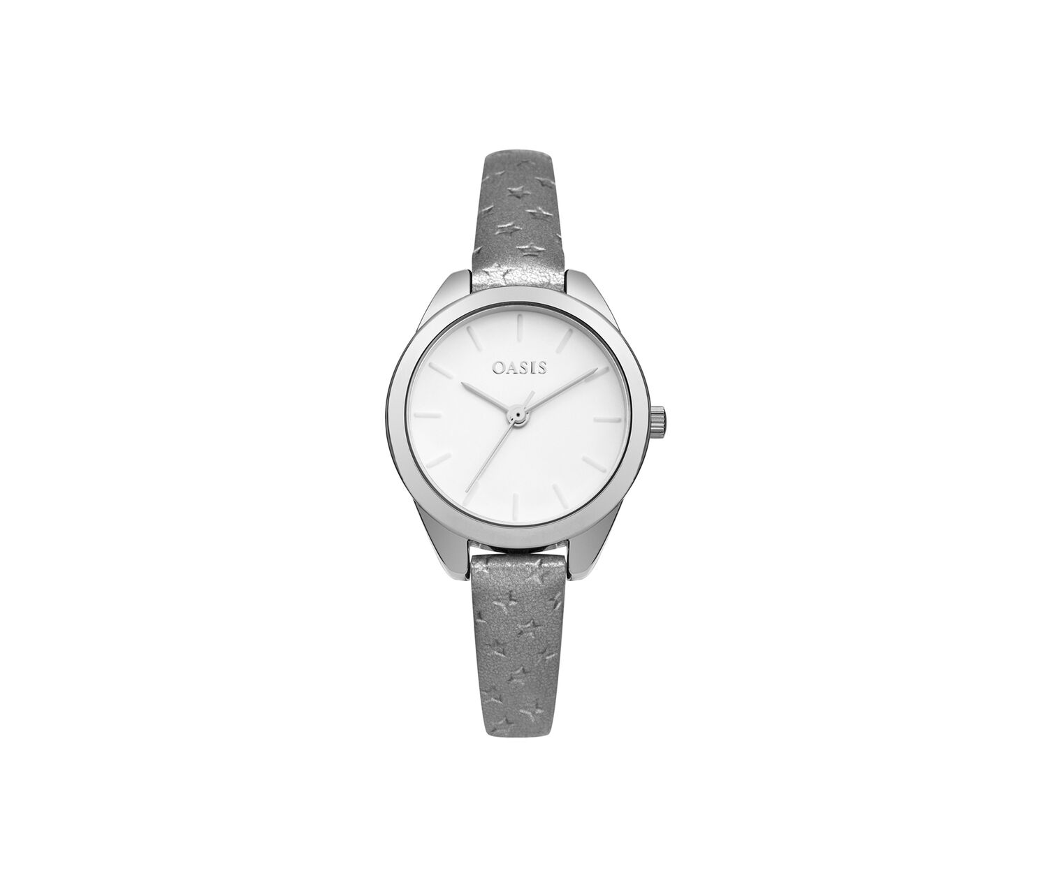 Oasis, MATTE DIAL WATCH Mid Grey 1