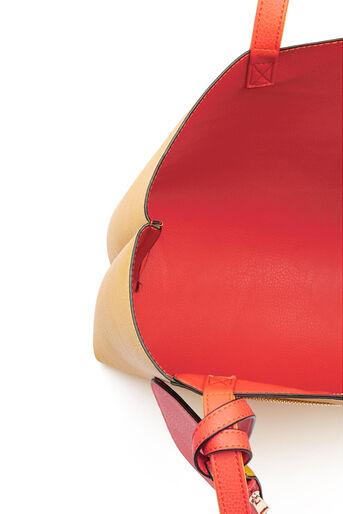 Oasis, Renee Reversible Shopper Multi Orange 4