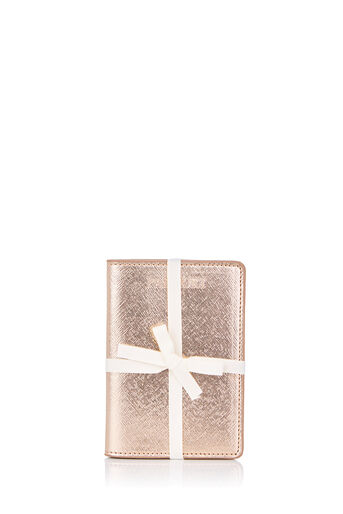 Oasis, PASSPORT HOLDER Rose Gold 0