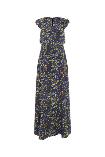 Oasis, TOPAZ BIRD MAXI Multi Blue 0