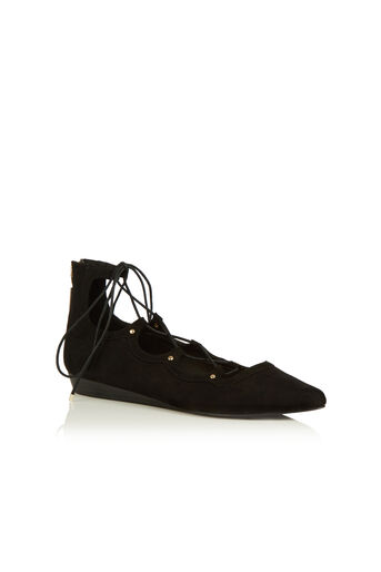 Oasis, Gilly Point Wedge Black 0