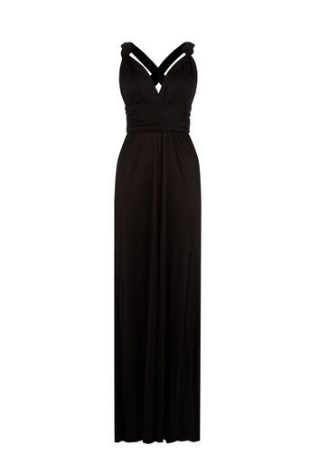 Oasis, The Wear it Your Way Dress Black 0