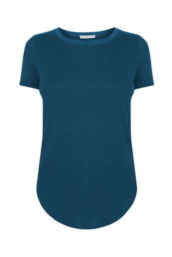 Oasis, The Multitasking T-Shirt Turquoise 0