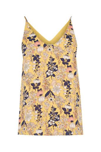 Oasis, Edie Floral Cami Multi Yellow 0