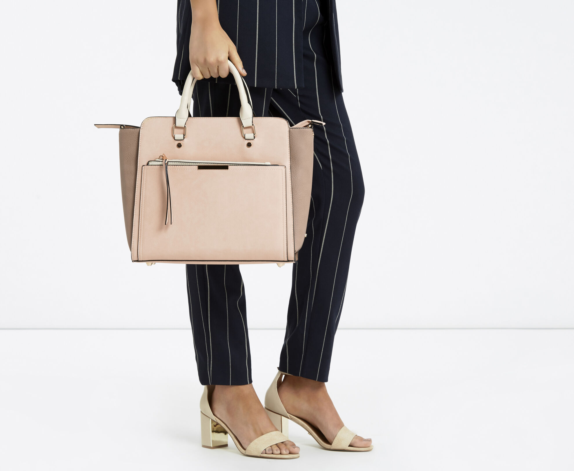 Oasis, Colour Block Bag & Clutch Multi 1