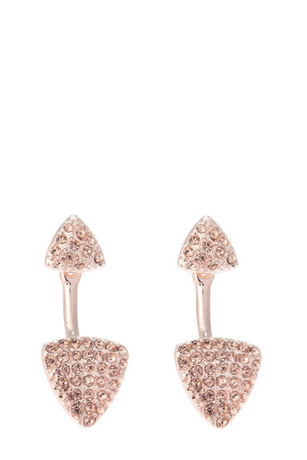 Oasis, PAVE TRI UNDER EAR Gold 0