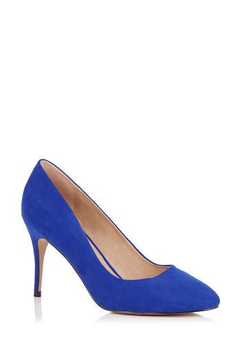 Oasis, CHERYL COURT SHOE Cobalt Blue 0