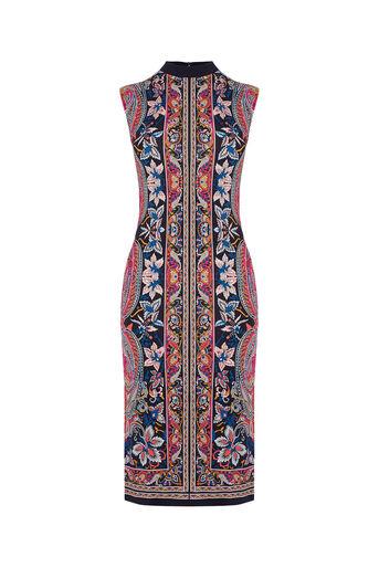 Oasis, Paisley Tube Dress Multi 0