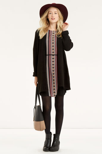 Oasis, Deco Patterned Tunic Multi 2