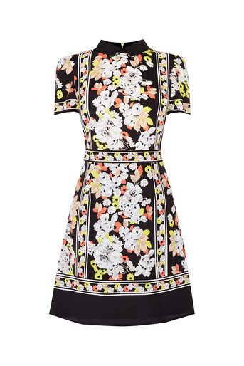 Oasis, Eidie Floral Placement Shift Multi 0