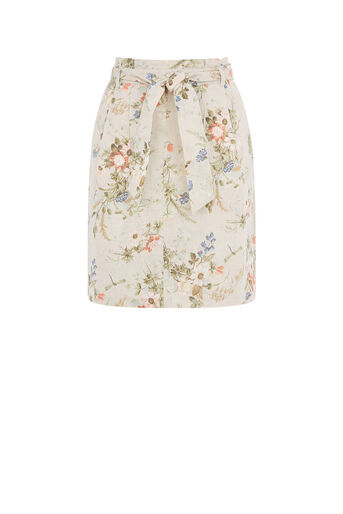 Oasis, SPRING FLOWER CASUAL SKIRT Multi 0