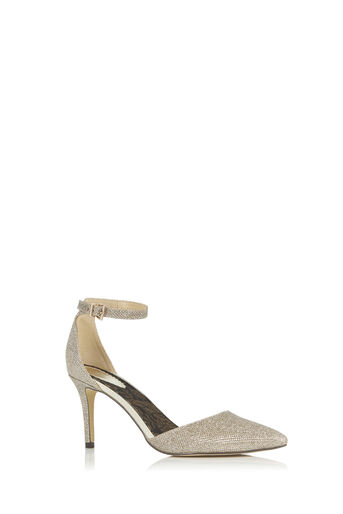Oasis, CILLA COURT SHOES Gold 0
