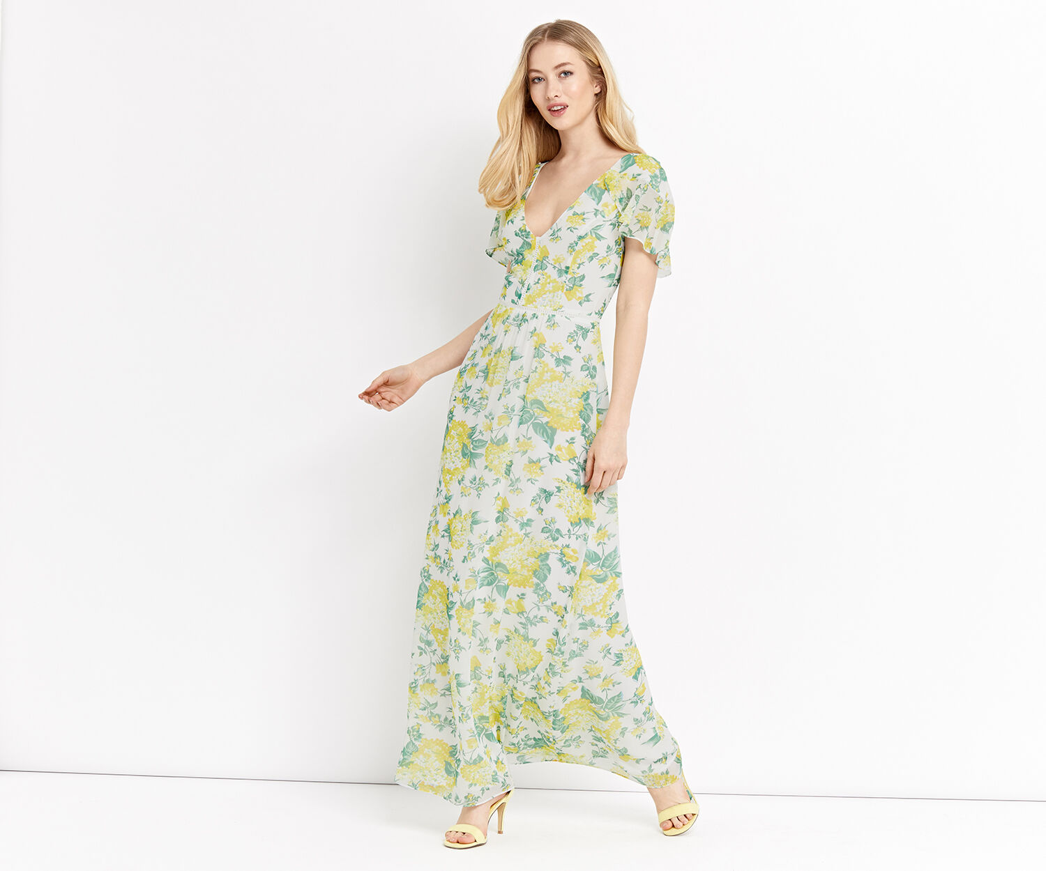 Oasis, SUMMER BLOSSOM MAXI Multi Natural 1