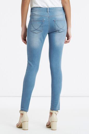 Oasis, Jade Skinny Jeans Light Wash 3