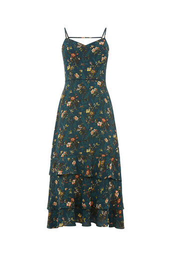 Oasis, ROSETTI TIERED MAXI Multi Green 0