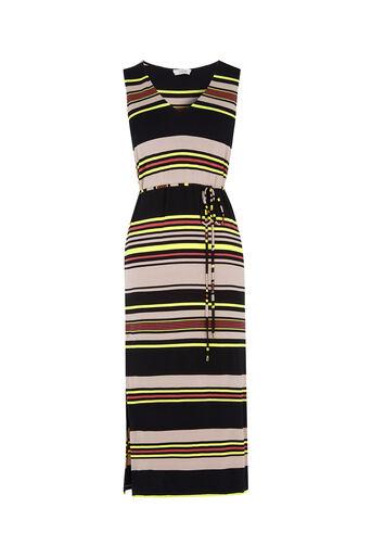 Oasis, Saffron Stripe Midi Multi 0