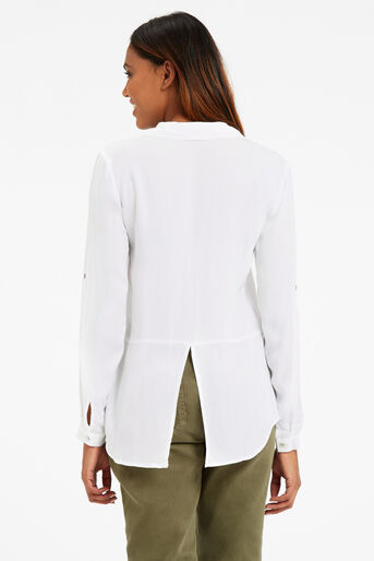 Oasis, WEEKEND SHIRT Off White 3