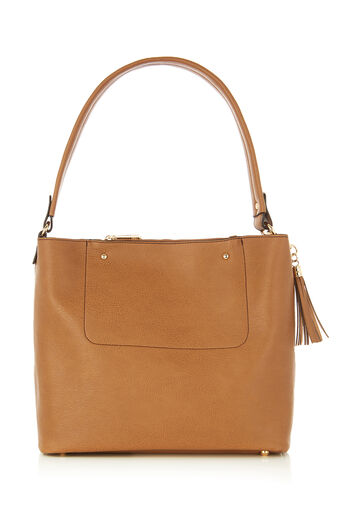Oasis, RUBY HOBO Tan 0