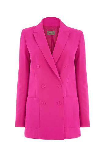 Oasis, COLOUR POP JACKET Bright Pink 0