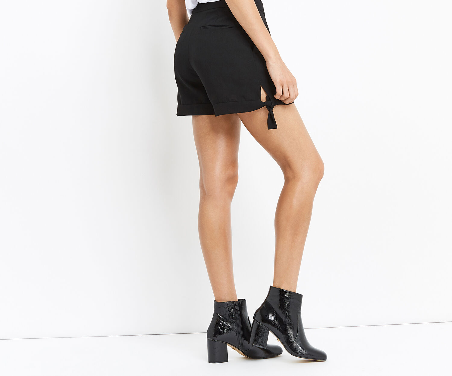 Oasis, KITTY ANKLE BOOT Black 1