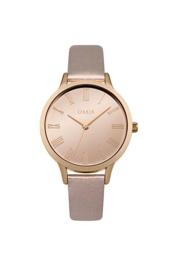 Oasis, OASIS DIAL WATCH Rose Gold 0