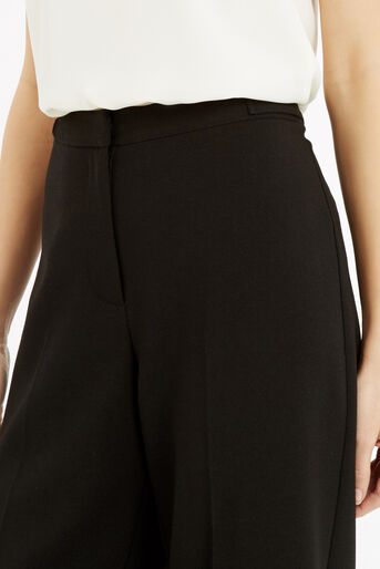 Oasis, Cropped Trouser Black 4